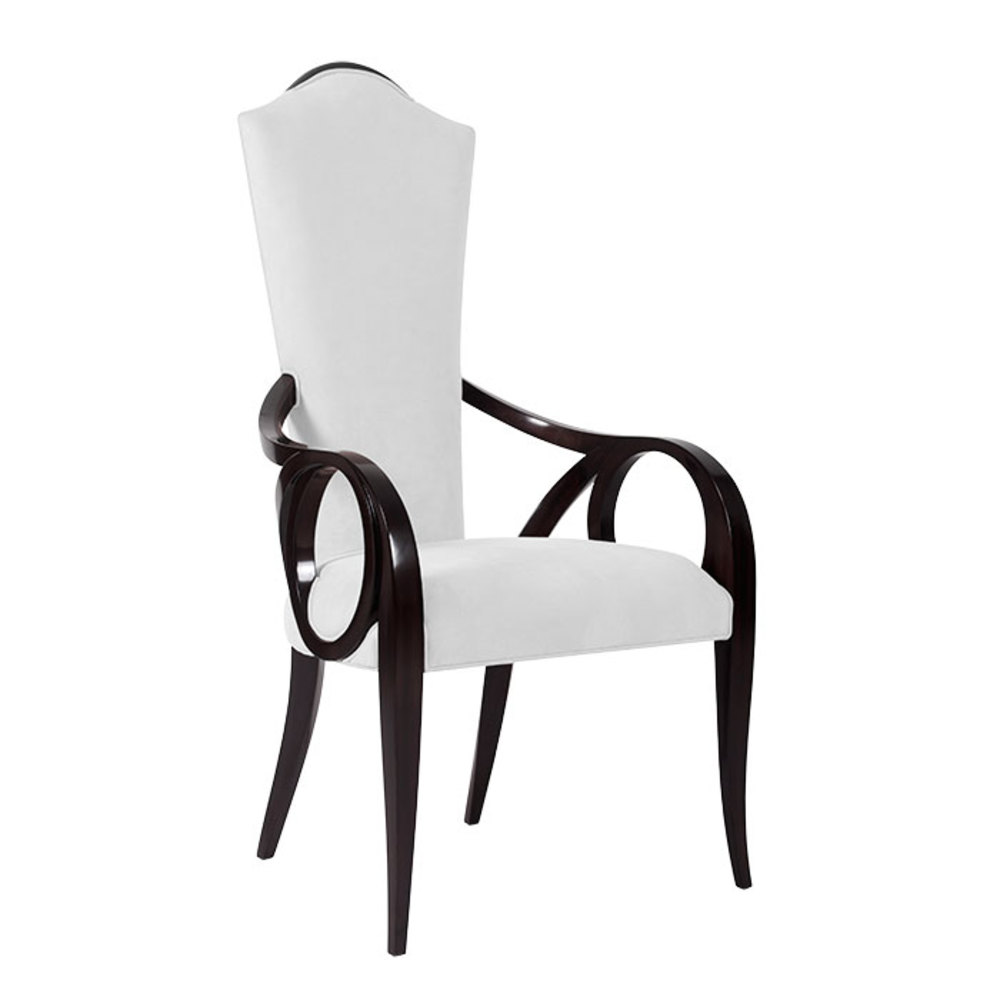 Lily Koo - Regis Dining Arm Chair