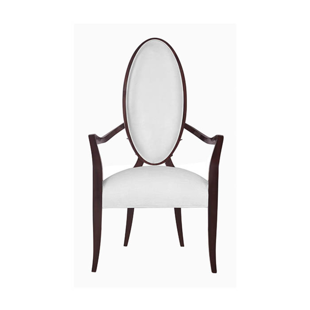 Lily Koo - Nouveau Dining Arm Chair