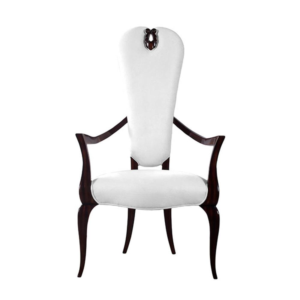 Lily Koo - Deanna Dining Arm Chair