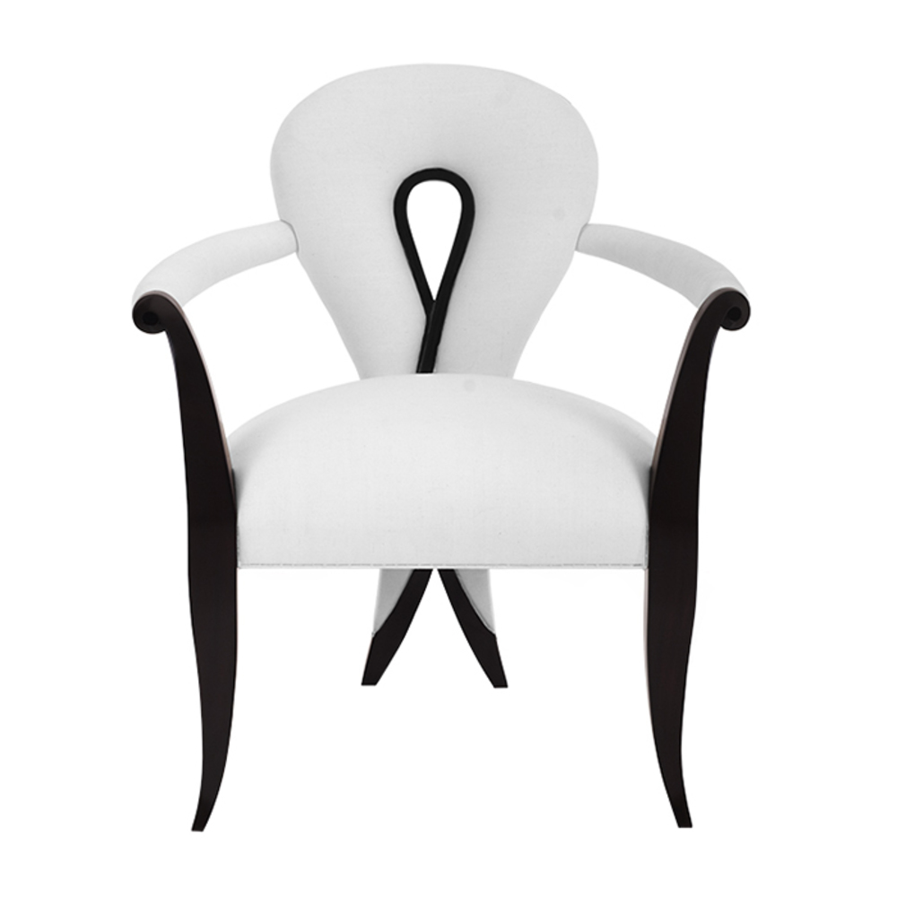 Lily Koo - Eleanor Dining Arm Chair
