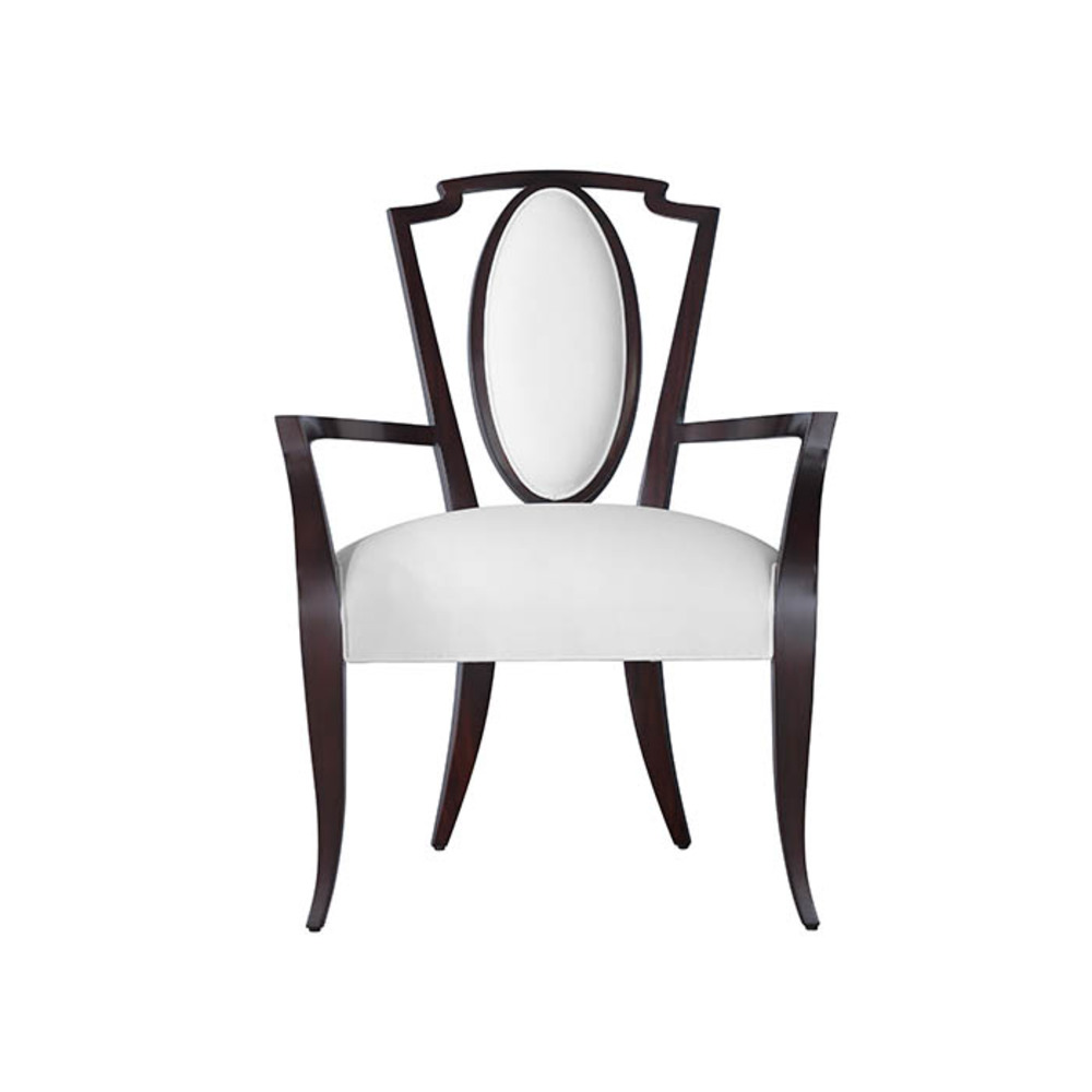 Lily Koo - Helena Dining Arm Chair