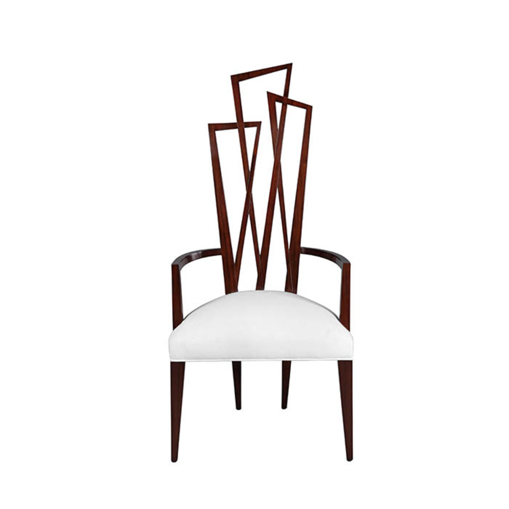 Lily Koo - Orlando Dining Arm Chair