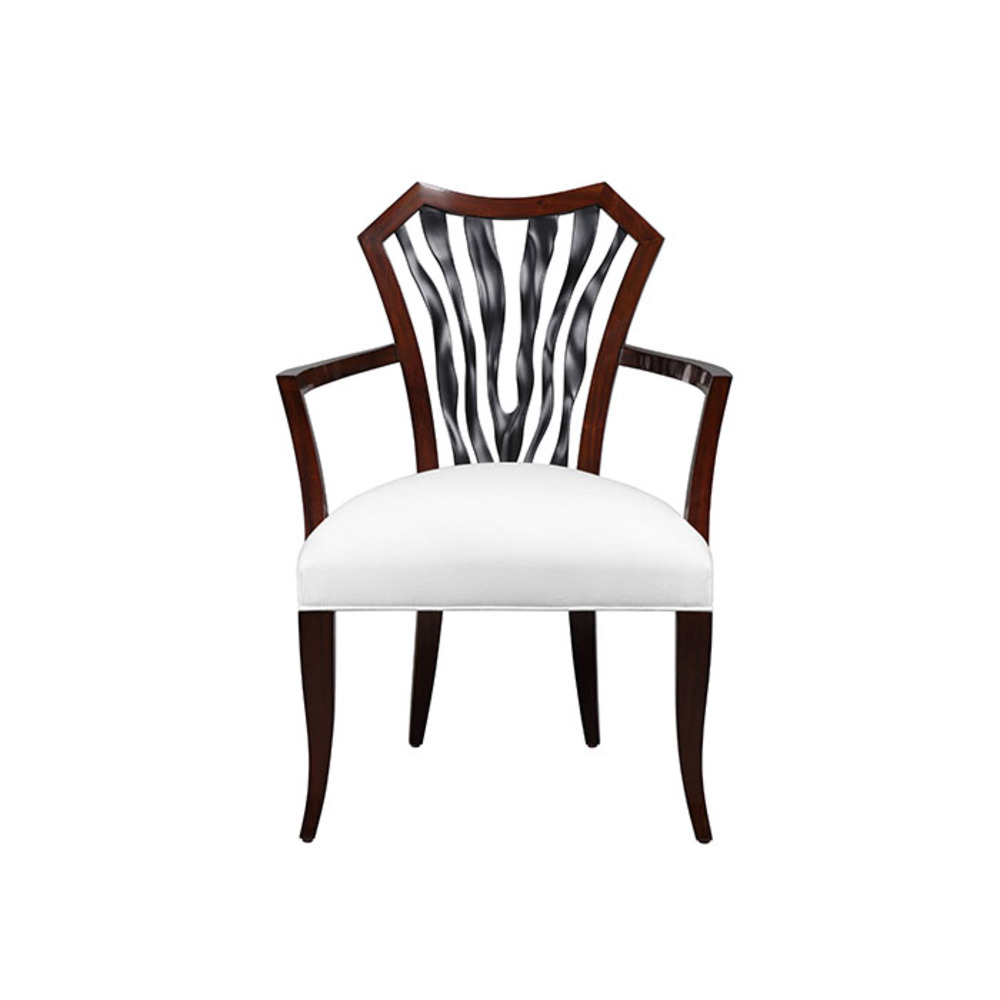 Lily Koo - Byron Dining Arm Chair
