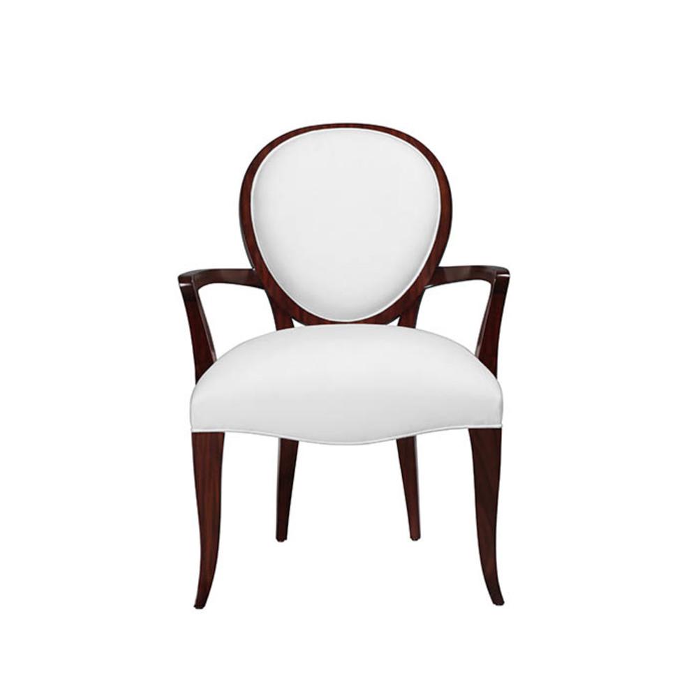 Lily Koo - Brigid Dining Arm Chair