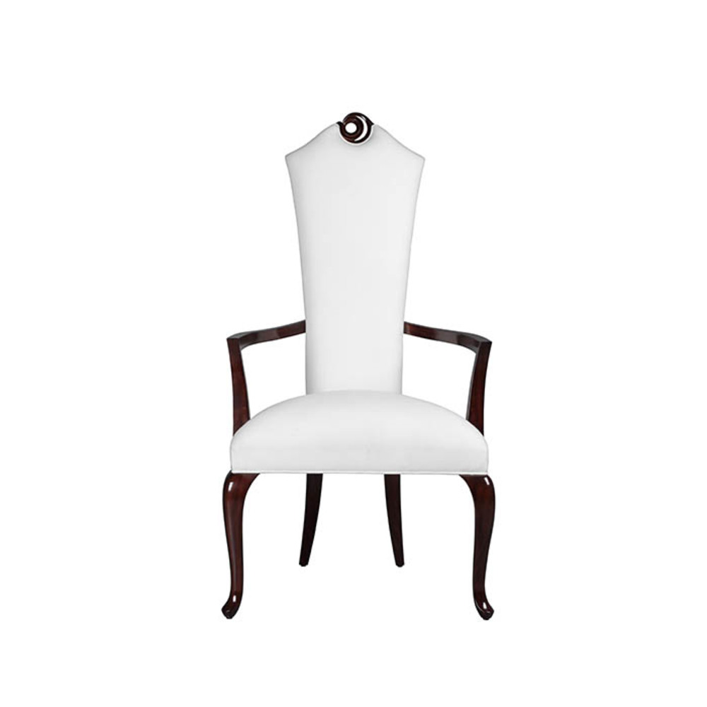 Lily Koo - Mateo Dining Arm Chair