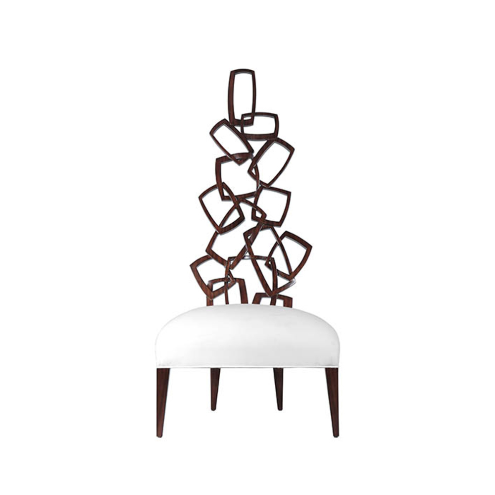 Lily Koo - Oscar Left Dining/Occasional Chair