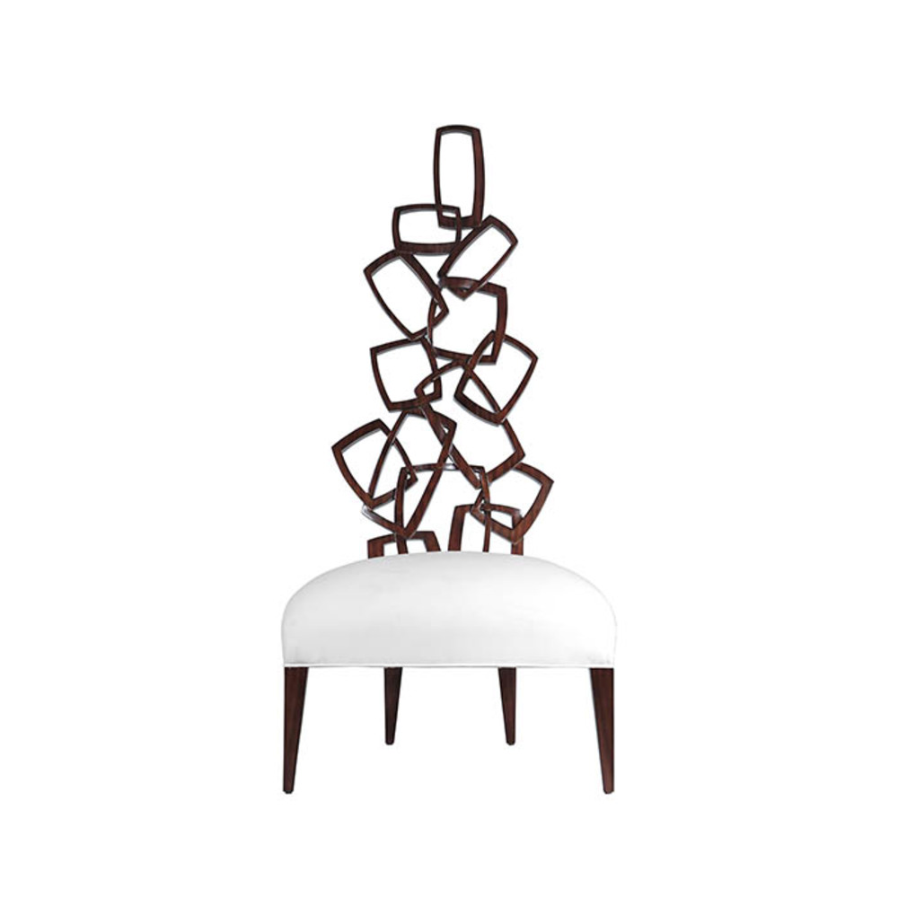 Lily Koo - Oscar Right Dining/Occasional Chair
