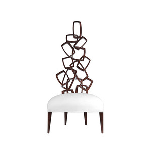 Thumbnail of Lily Koo - Oscar Right Dining/Occasional Chair