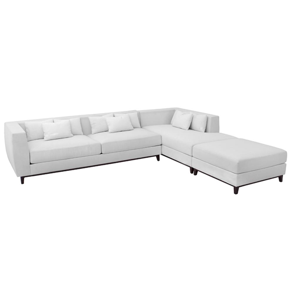 Lily Koo - Gregory Sectional Sofa