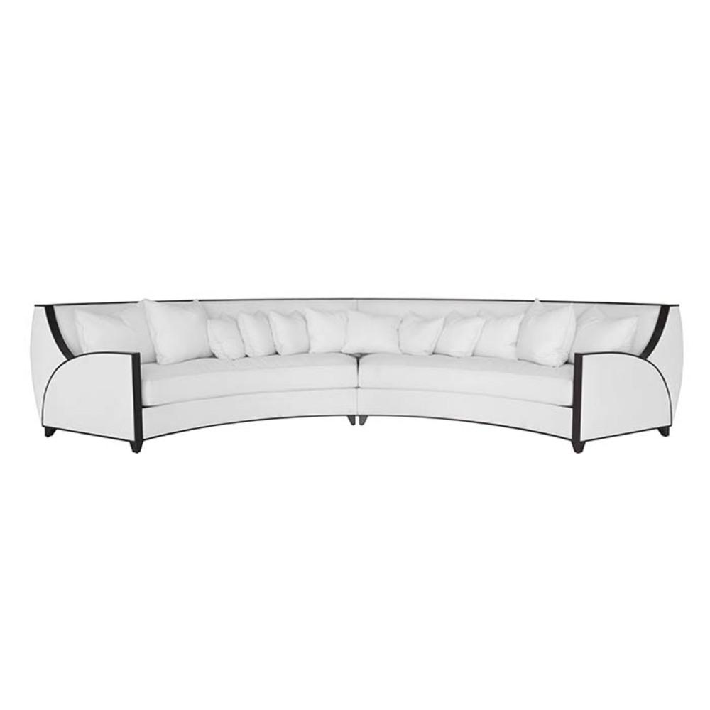 Lily Koo - Fullerton 2 Sectional Sofa