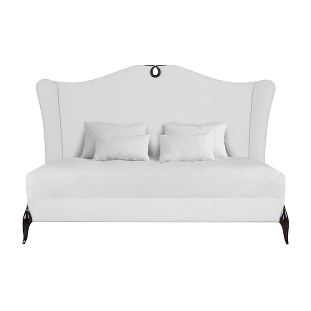 Lily Koo - Sierra Headboard and Bed Base