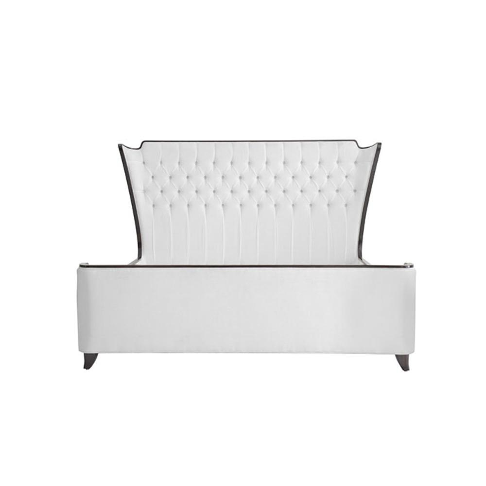 Lily Koo - Jaimee Headboard and Bed Base