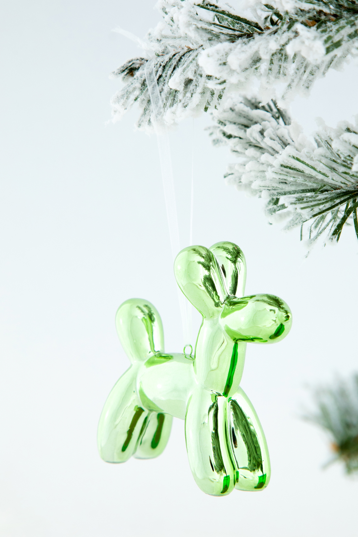 Interior Illusions Plus - Holiday Balloon Dog - 6 Pack