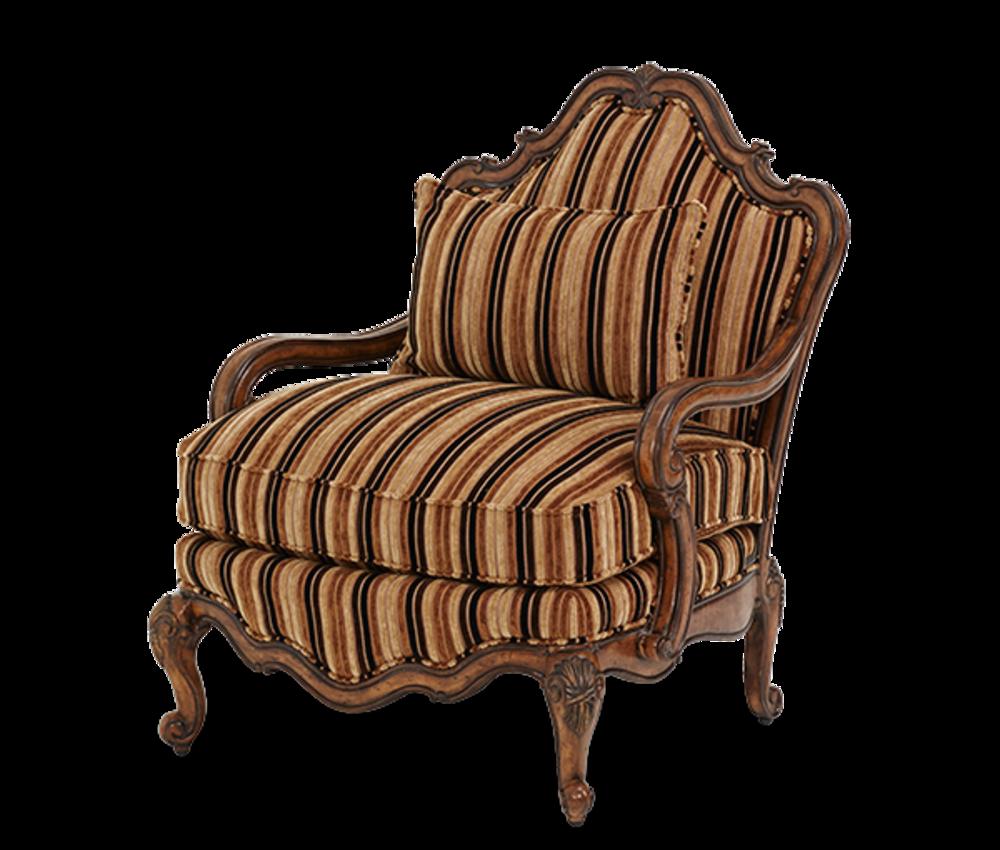 Michael Amini - Lavelle Bergere Chair