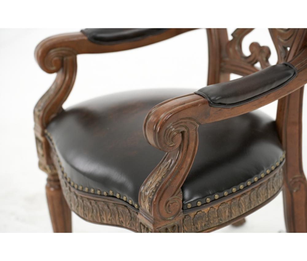 Michael Amini - Writing Desk Chair