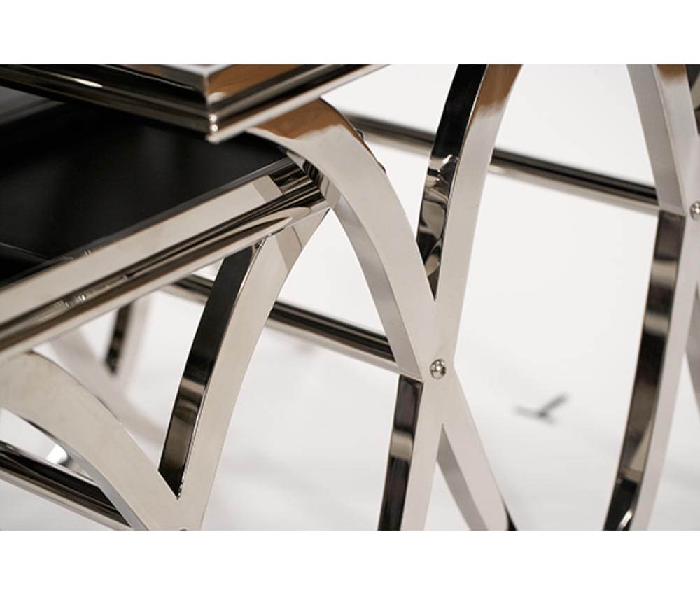 Michael Amini - Nesting Tables, 3 pc