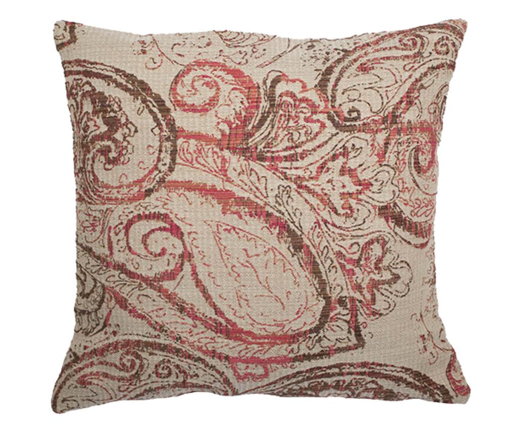 Michael Amini - Dynasty 22x22 Square Pillow