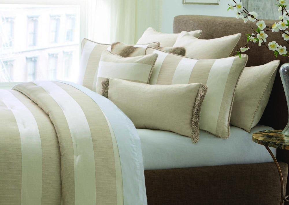 Michael Amini - Amalfi King Comforter Set, 10 pc