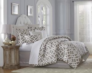 Thumbnail of Michael Amini - Harper King Comforter Set, 10 pc
