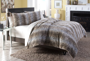Thumbnail of Michael Amini - Kasbah Queen Coverlet/Duvet Set, 3 pc