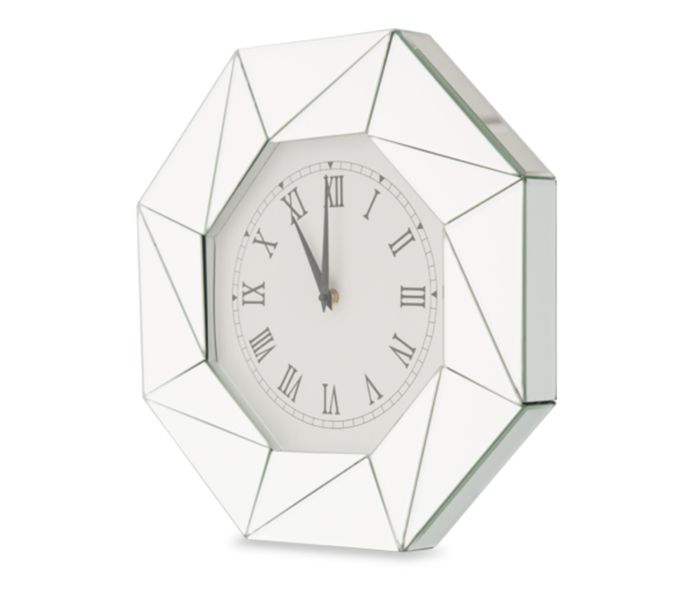 Michael Amini - Octagonal Clock