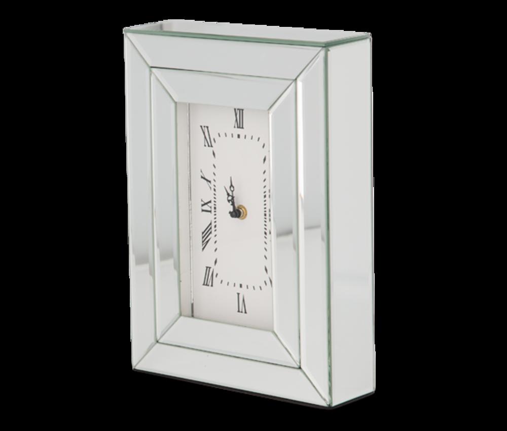 Michael Amini - Rectangular Table Clock
