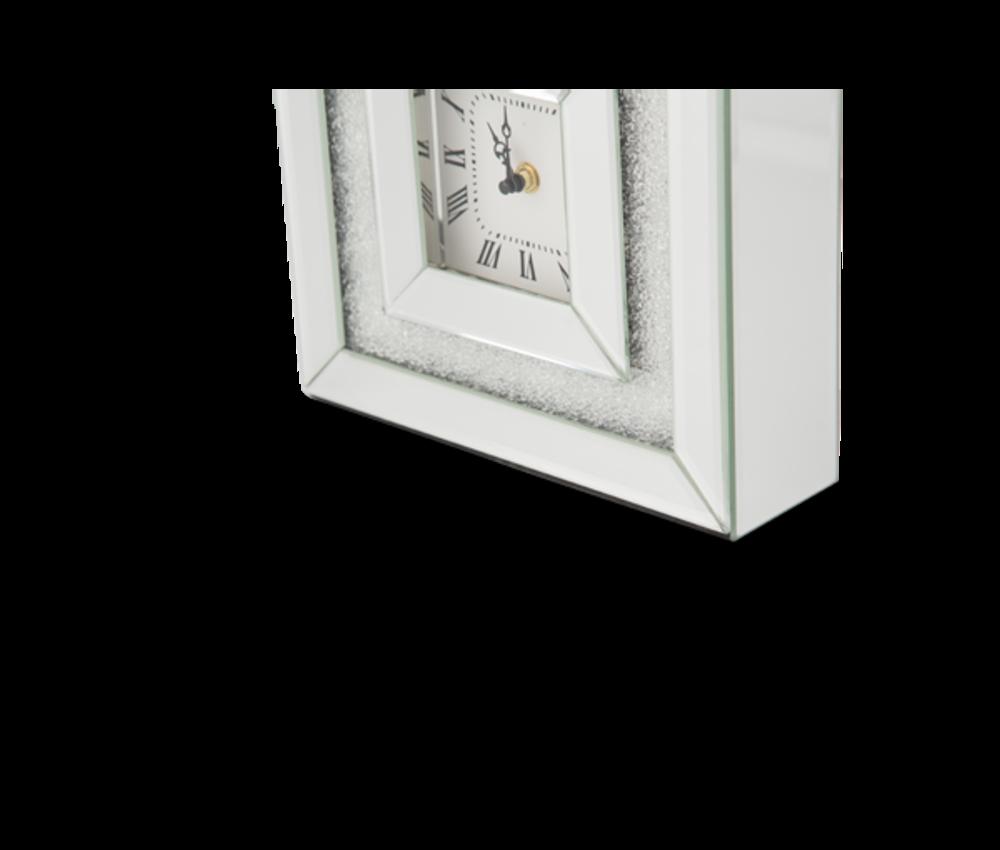 Michael Amini - Square Table Clock