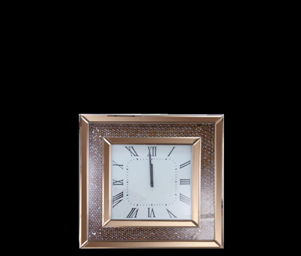 Michael Amini - Square Clock
