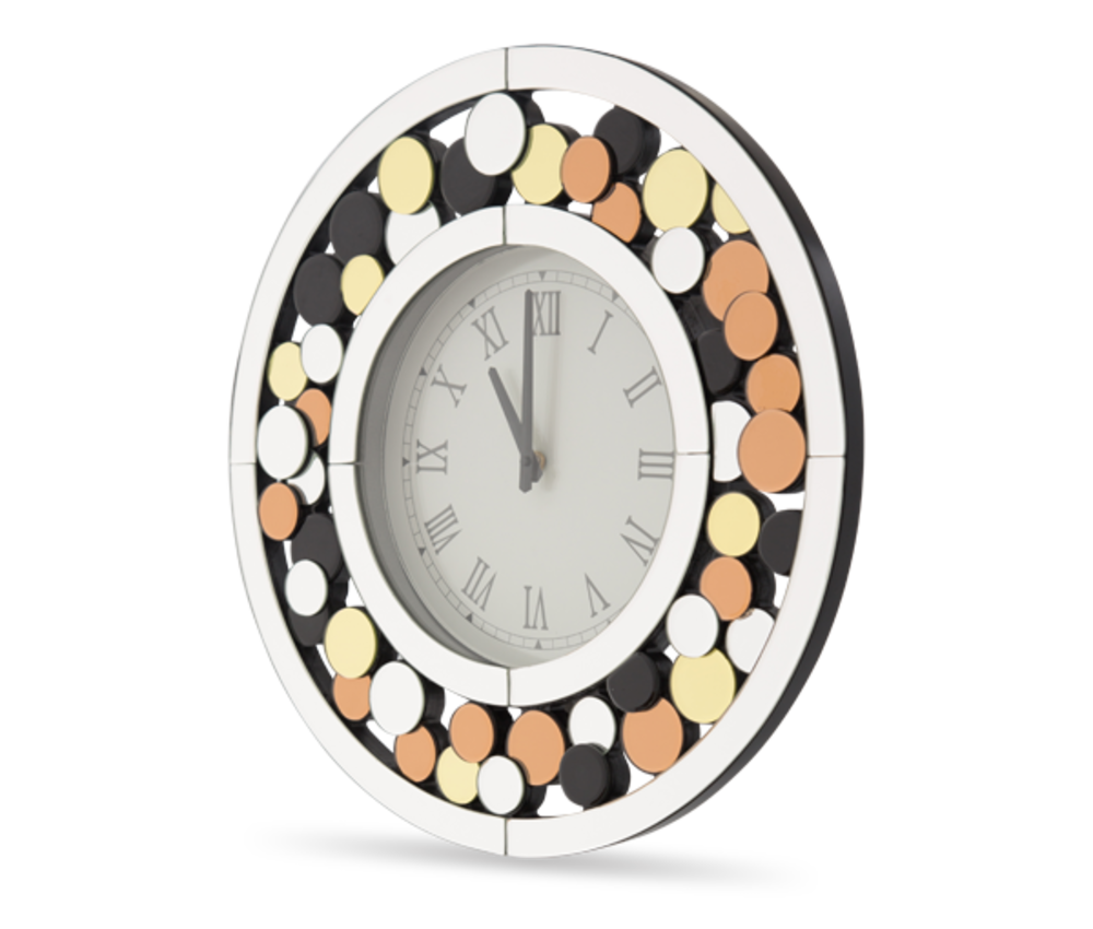 Michael Amini - Round Clock