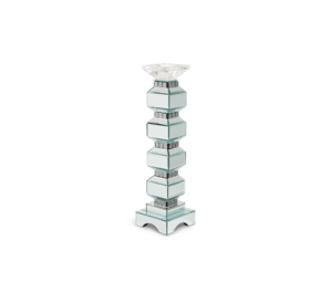Thumbnail of Michael Amini - Four Tier Mirrored Candle Holder, Pack/2