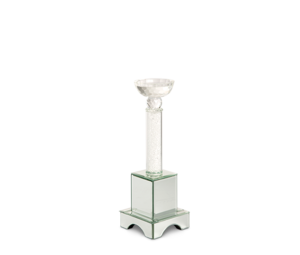 Thumbnail of Michael Amini - Crystal Tower with Mirror, Small, Pack/2