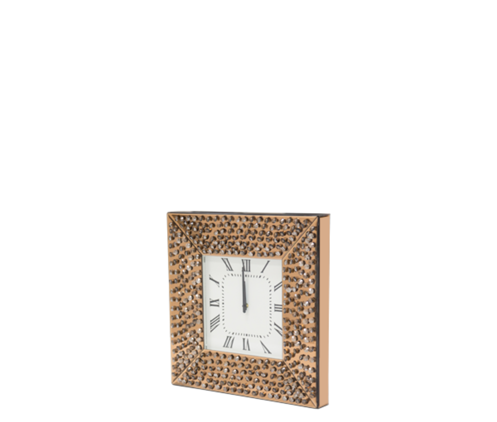 Michael Amini - Square Wall Clock