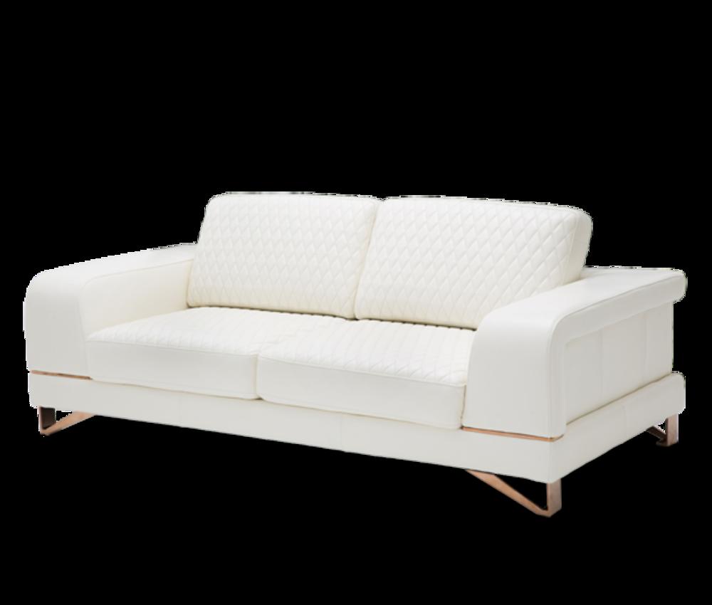 Michael Amini - Bianca Leather Sofa