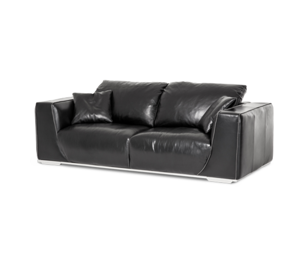Michael Amini - Sophia Leather Sofa