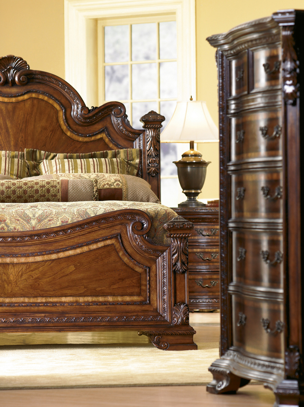 A.R.T. Furniture - King Bed