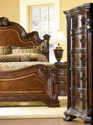 Thumbnail of A.R.T. Furniture - King Bed