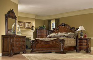 Thumbnail of A.R.T. Furniture - California King Bed