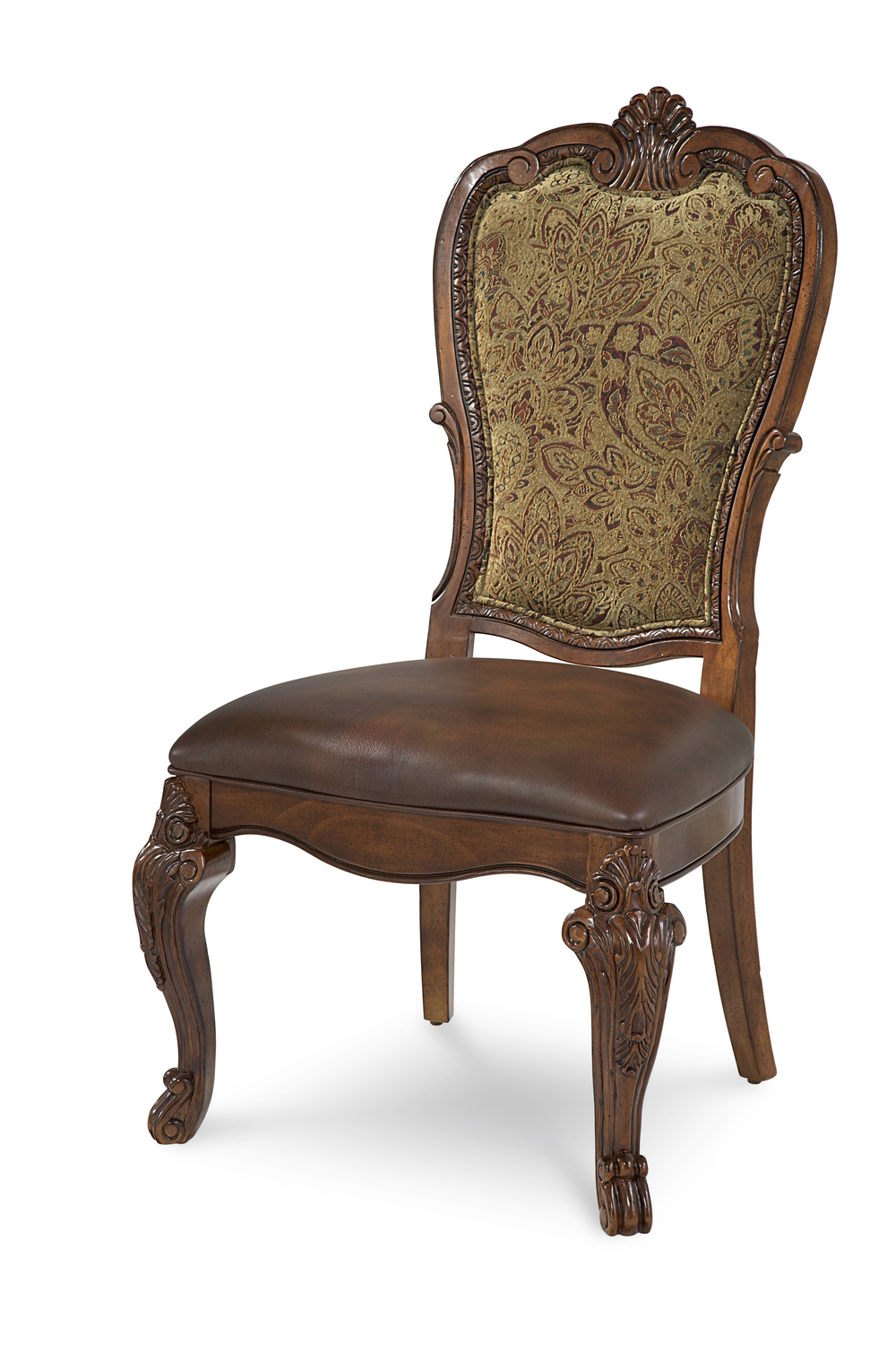 A.R.T. Furniture - Upholstered Back Side Chair