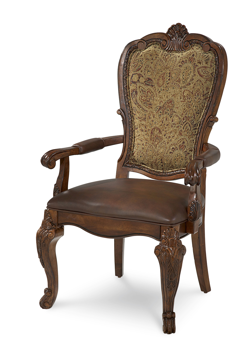 A.R.T. Furniture - Upholstered Back Arm Chair