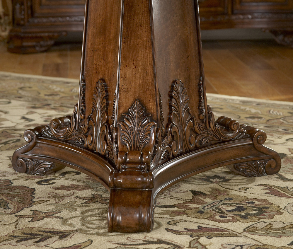 A.R.T. Furniture - Double Pedestal Dining Table