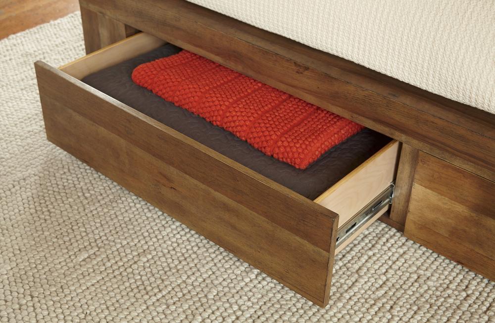 A.R.T. Furniture - Queen Platform Storage Bed