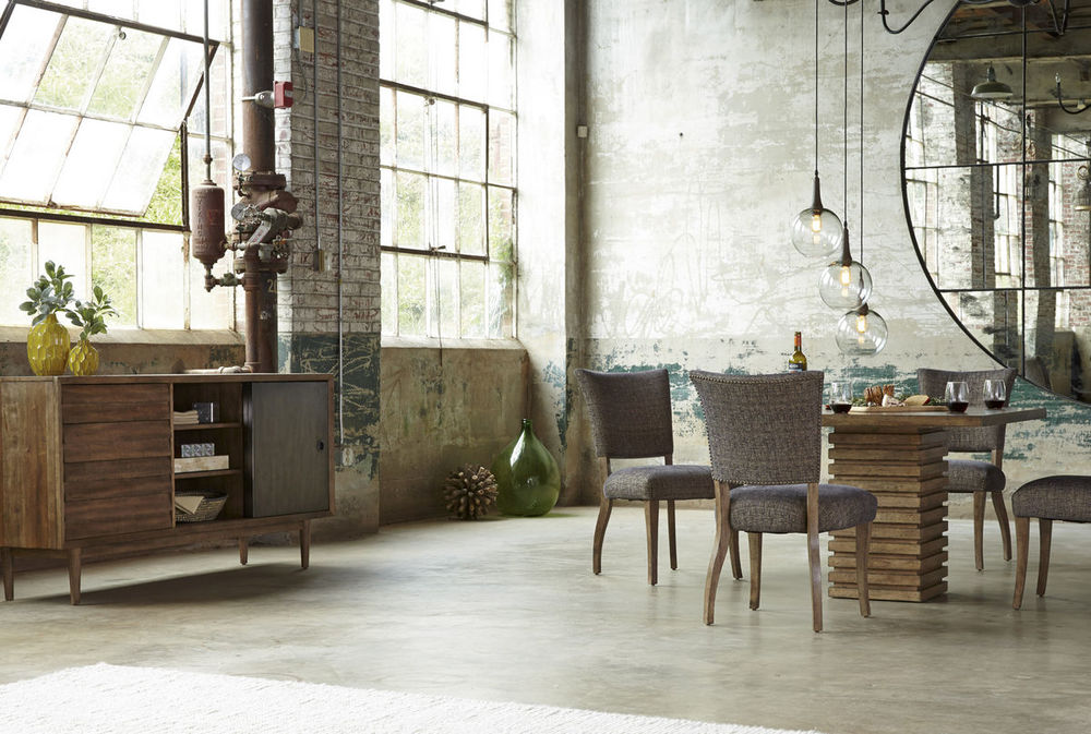 A.R.T. Furniture - Single Pedestal Dining Table