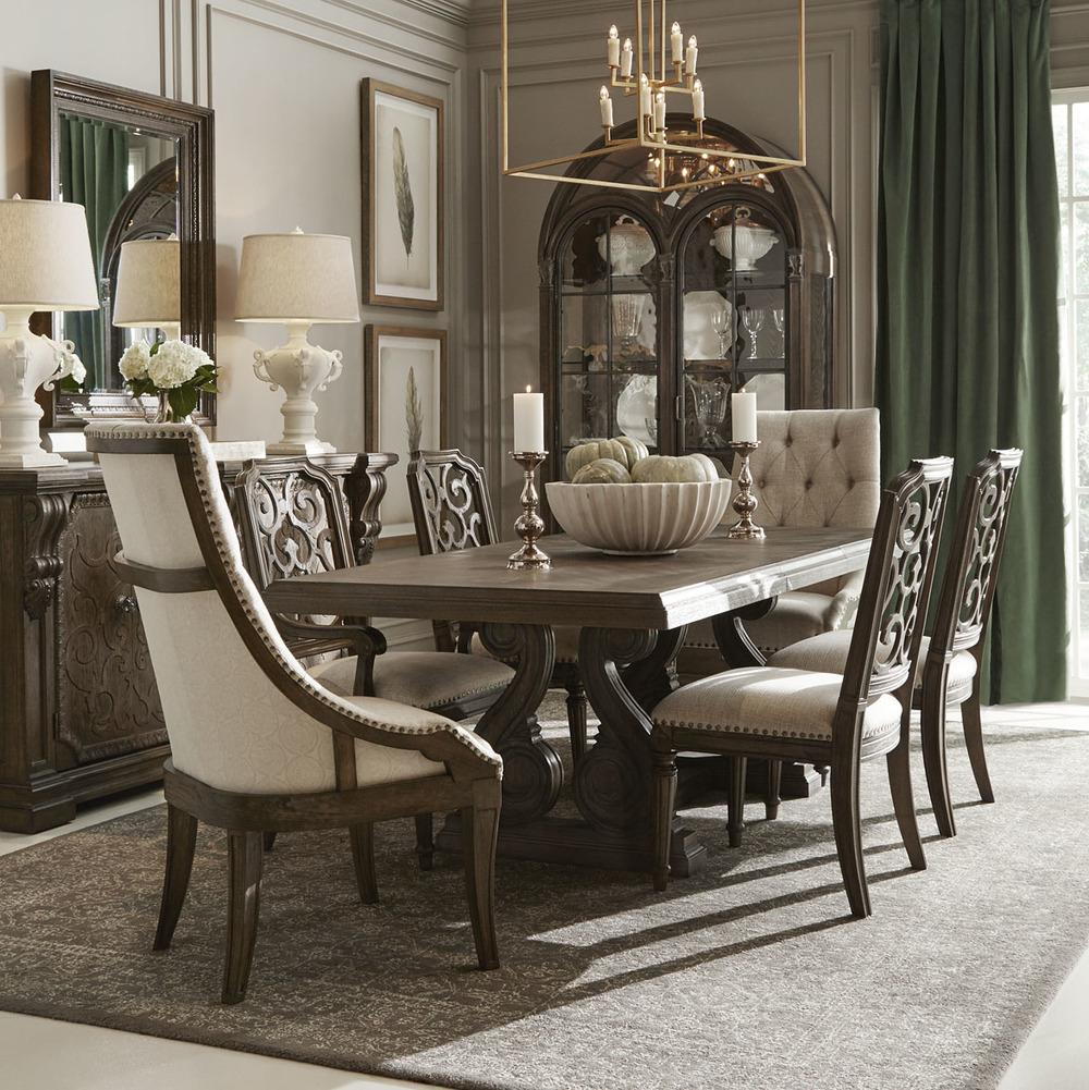 A.R.T. Furniture - Tristan Fret Back Side Chair