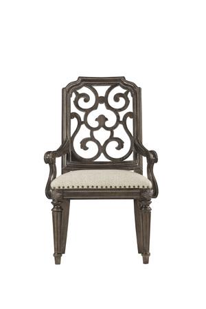 Thumbnail of A.R.T. Furniture - Tristan Fret Back Arm Chair