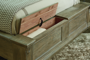 Thumbnail of A.R.T. Furniture - King Panel Bed