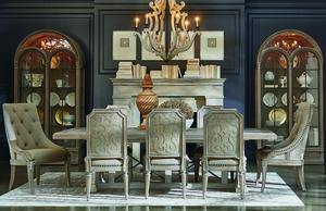 Thumbnail of A.R.T. Furniture - Reeves Host Chair - Cirrus