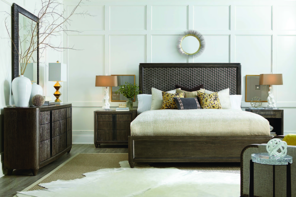 A.R.T. Furniture - California King Panel Bed