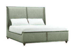 Thumbnail of A.R.T. Furniture - Queen Upholstered Platform Bed