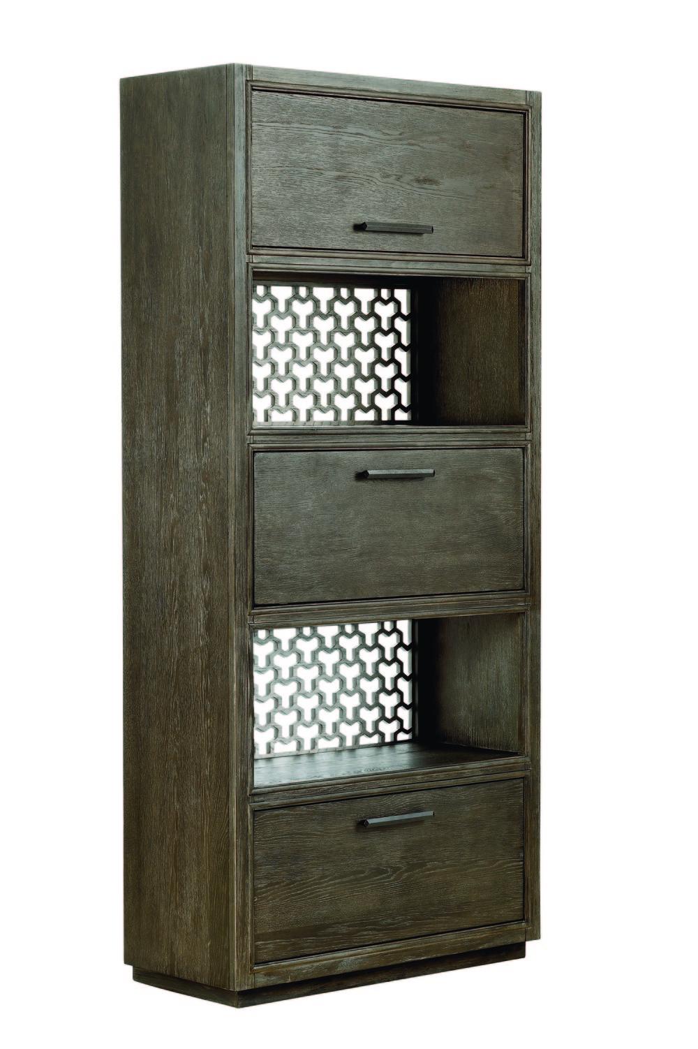 A.R.T. Furniture - Tourmaline Entertainment Bookcase