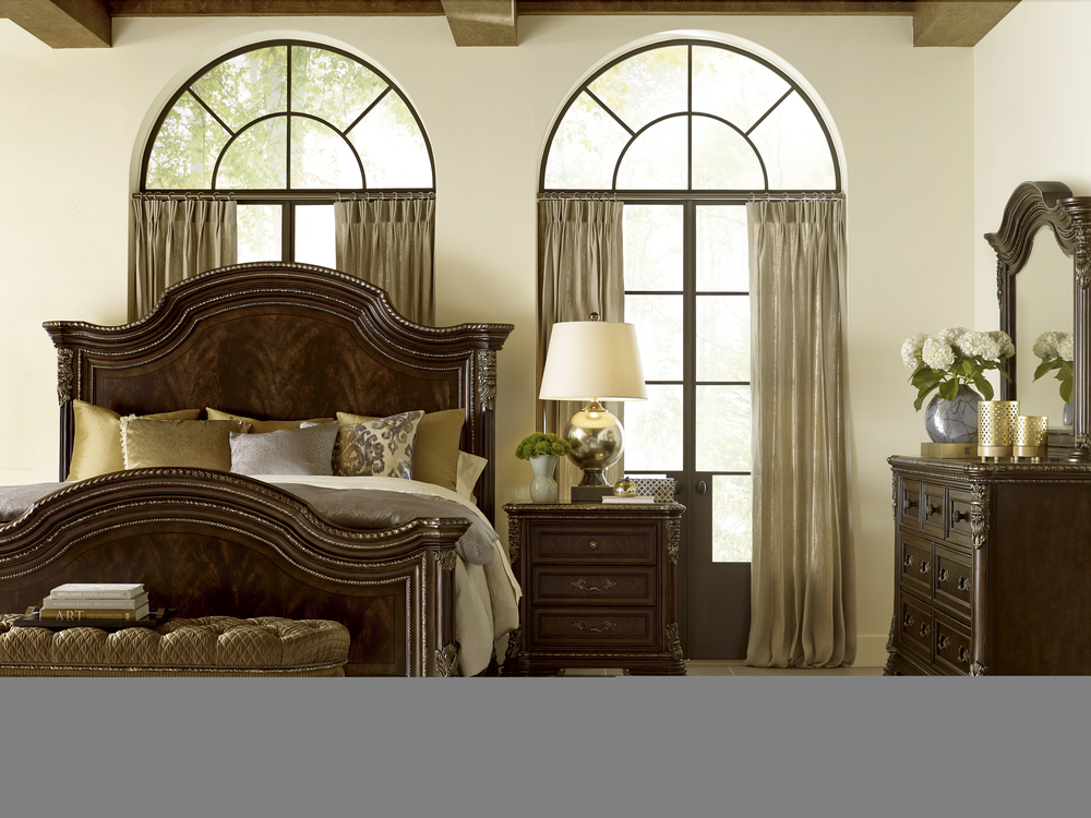 A.R.T. Furniture - Queen Panel Bed
